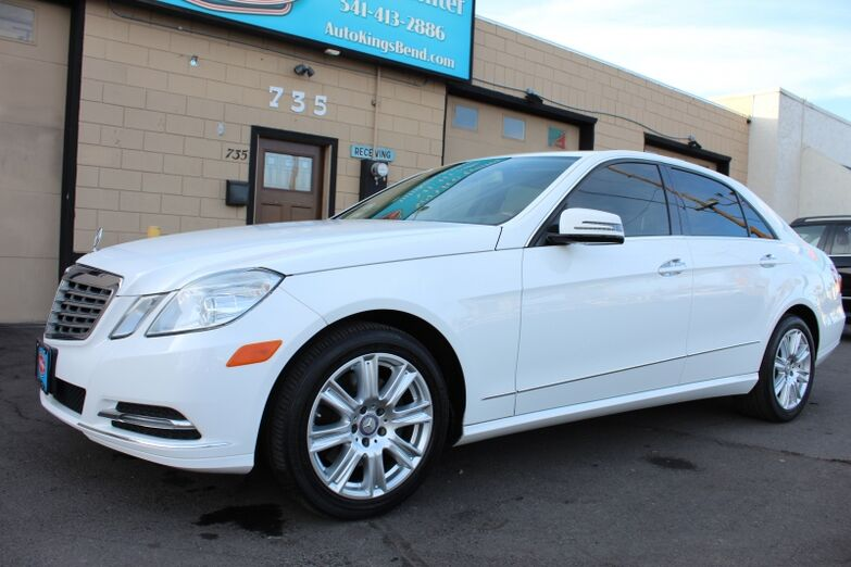 2013 Mercedes-Benz E-Class E350 Luxury 4MATIC Bend OR