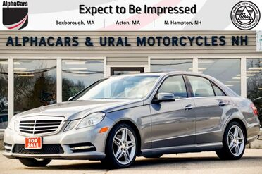 2013_Mercedes-Benz_E350_4Matic AMG Sport_ Boxborough MA