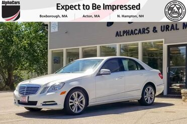 2013_Mercedes-Benz_E350_4Matic Luxury Sedan_ Boxborough MA