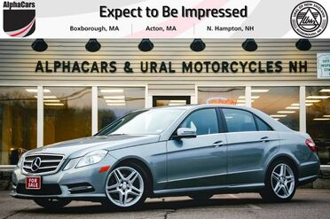 2013_Mercedes-Benz_E350_4Matic Sport_ Boxborough MA