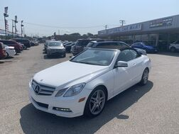 2013_Mercedes-Benz_E350 Cabriolet_RWD_ Cleveland OH