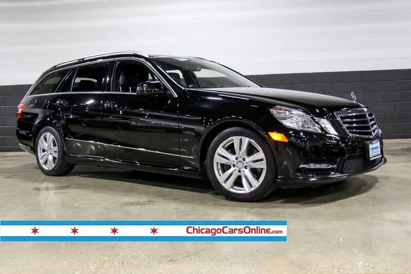 2013 Mercedes-Benz E350 Wagon Sport 4matic