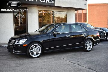 2013_Mercedes-Benz_E550_4Matic Sport_ Conshohocken PA
