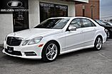 2013 Mercedes-Benz E550 Sport 4Matic Conshohocken PA