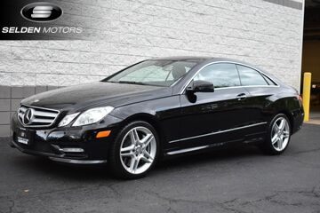 2013_Mercedes-Benz_E550_Sport_ Willow Grove PA