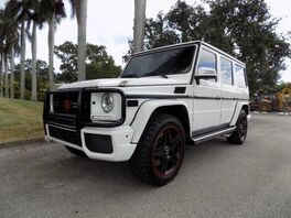 2013_Mercedes-Benz_G-Class_G 63 AMG®_ Hollywood FL