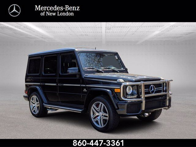 2013 Mercedes-Benz G-Class G 63 AMG New London CT