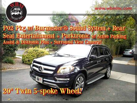 2013_Mercedes-Benz_GL 450_4MATIC w/ Premium Package_ Arlington VA