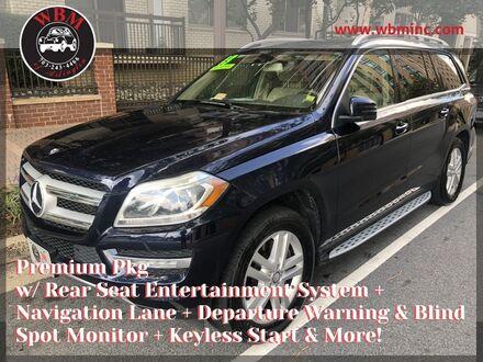 2013_Mercedes-Benz_GL 450_4MATIC w/ Premium Package_ Arlington VA