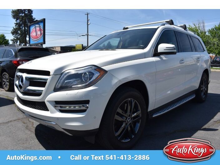 2013 Mercedes-Benz GL-Class 4MATIC GL 450 Bend OR