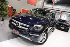 2013 Mercedes-Benz GL-Class GL 350 BlueTEC P02 Package Navigation Lighting Lane tracking Panorama Roof Tow Hitch Running Boards