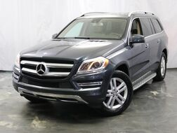 2013_Mercedes-Benz_GL-Class_GL 450 / 4.6L Twin-Turbocharged V8 Engine / AWD 4matic / Sunroof / Navigation / Parking Aid with Rear View Camera / 3rd Row Seats / Bluetooth / Push Start_ Addison IL
