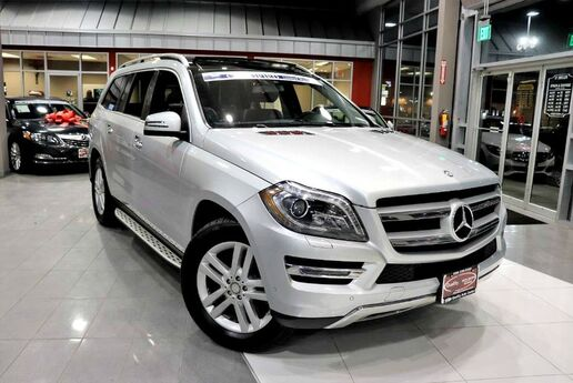 2013 Mercedes-Benz GL-Class GL 450 4MATIC 4.6L DOHC Bi-Turbo V8 - CARFAX Certified 2 Owners- No Accidents - Fully Serviced - Quality Certified w/up to 10 Years 100,000 Miles Warranty Springfield NJ