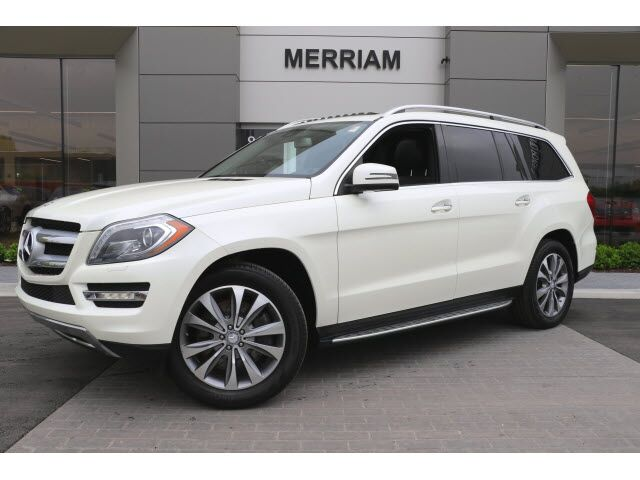 2013 Mercedes-Benz GL-Class GL 450 4MATIC® Merriam KS
