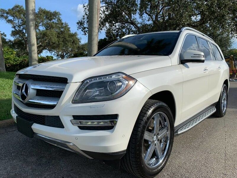 2013 Mercedes-Benz GL-Class GL 450 Hollywood FL