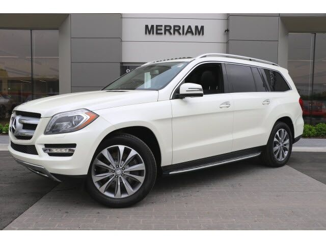 2013 Mercedes-Benz GL-Class GL 450 Merriam KS