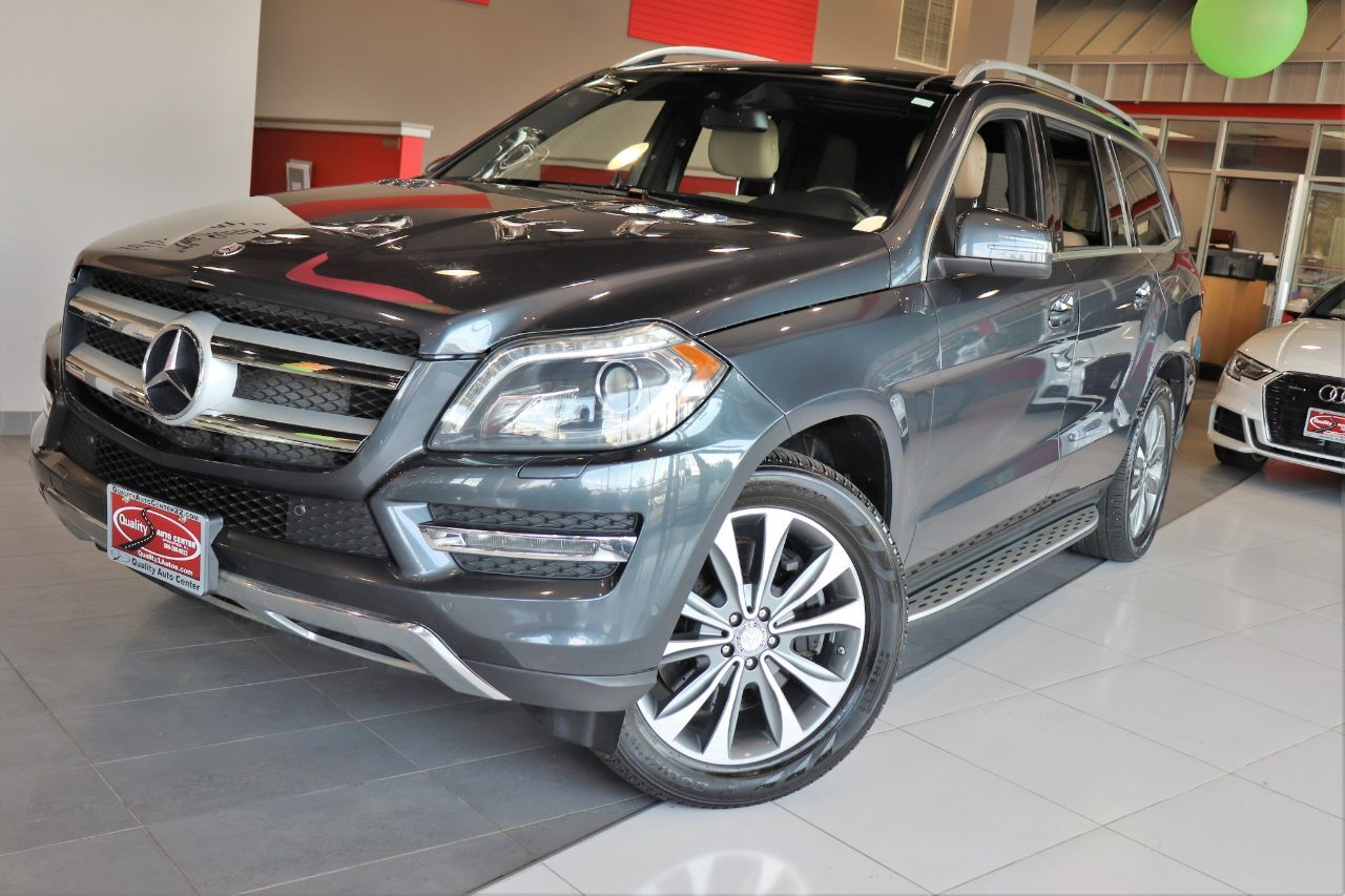 2013 Mercedes-Benz GL-Class GL 450 Premium P02 Lighting Appearance Accessory Running Boards Lane Tracking Package Park Tronic Panorama Roof Navigation Springfield NJ