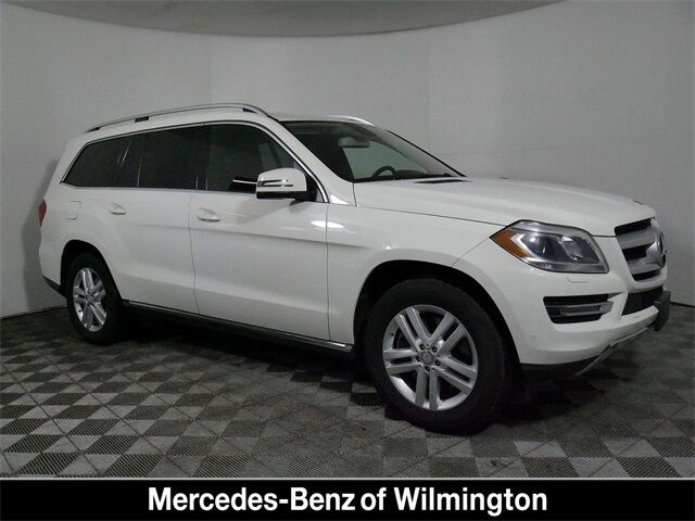 2013 Mercedes-Benz GL-Class GL 450 Wilmington DE