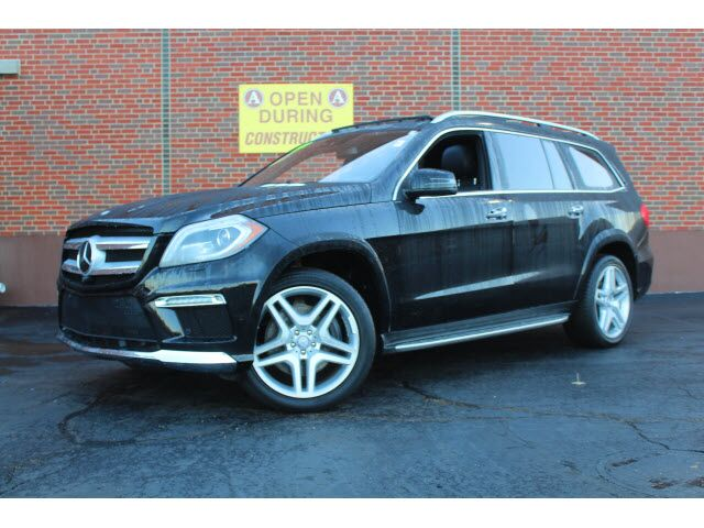 2013 Mercedes-Benz GL-Class GL 550 4MATIC® Kansas City KS