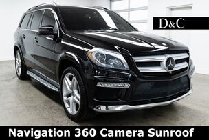 2013 Mercedes-Benz GL-Class GL 550 4MATIC Navigation 360 Camera Sunroof