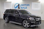 2013 Mercedes-Benz GL-Class GL 550 4Matic Designo Leather 360 Cameras Chrome Wheels