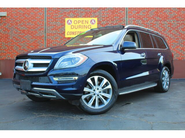 2013 Mercedes-Benz GL GL 450 4MATIC® Kansas City KS