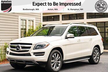 2013_Mercedes-Benz_GL450_4Matic_ Boxborough MA