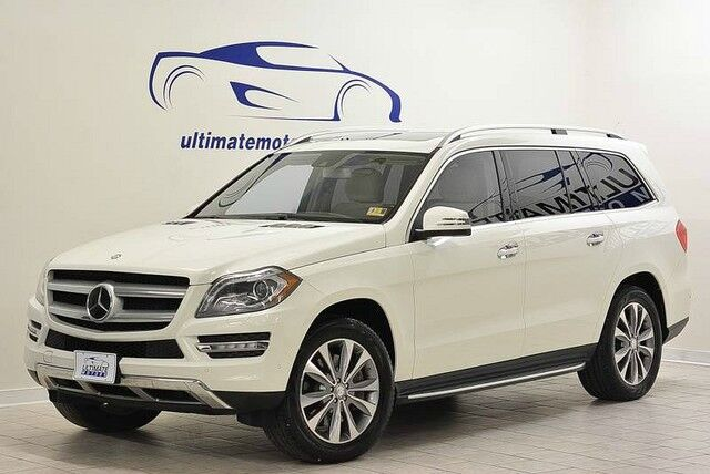 2013 Mercedes-Benz GL450 4Matic-Driver Assist Pkg Midlothian VA