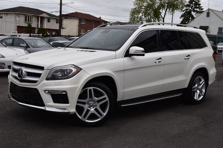 2013 Mercedes-Benz GL550 4-Matic Navigation Elmont NY