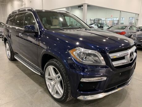 2013 Mercedes-Benz GL550 Designo Package Charlotte NC