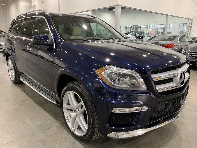 2013_Mercedes-Benz_GL550_Designo Package_ Charlotte NC