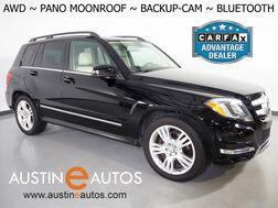 2013_Mercedes-Benz_GLK 350 4MATIC_*BACKUP-CAMERA, PANORAMA MOONROOF, HEATED SEATS, MULTI-FUNCTION STEERING WHEEL, 19 INCH WHEELS, BLUETOOTH_ Round Rock TX
