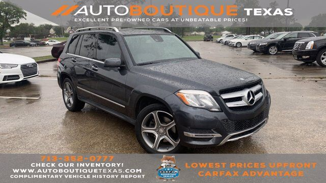 2013 Mercedes-Benz GLK-Class GLK 250 BlueTEC Houston TX
