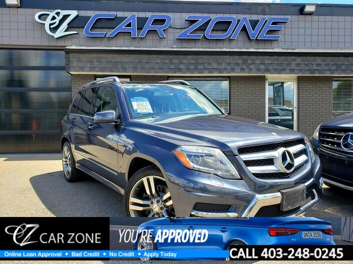 2013 Mercedes-Benz GLK-Class GLK 350 4MATIC NO ACCIDENTS Calgary AB