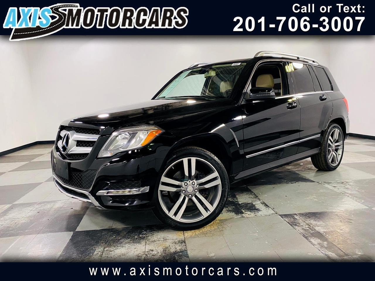 2013 Mercedes-Benz GLK-Class RWD 4dr GLK 350 w/Navigation Panoramic Roof Jersey City NJ