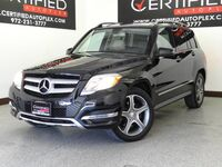 Mercedes-Benz GLK250 BlueTEC ATTENTION ASSIST CONVENIENCE PKG NAVIGATION SUNROOF LEATHER HEATED SEATS 2013