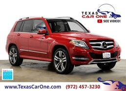 2013_Mercedes-Benz_GLK350_PANORAMA LEATHER HEATED SEATS KEYLESS GO BLUETOOTH ATTENTION ASSIST_ Carrollton TX
