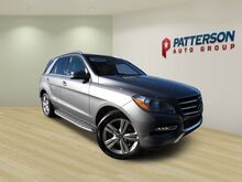 2013_Mercedes-Benz_M-Class_4DR ML350 RWD_ Wichita Falls TX