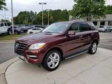 2013_Mercedes-Benz_M-Class_4MATIC® 4dr ML 350_ Cary NC