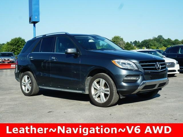 2013 Mercedes-Benz M-Class 4MATIC® 4dr ML 350 Cranberry Twp PA