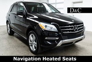 2013_Mercedes-Benz_M-Class_ML 350 4MATIC Navigation Heated Seats_ Portland OR
