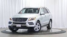 2013_Mercedes-Benz_M-Class_ML 350 4MATIC®_ Rocklin CA