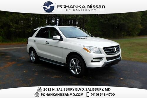 2013_Mercedes-Benz_M-Class_ML 350 4MATIC®_ Salisbury MD