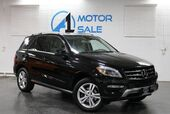 2013 Mercedes-Benz M-Class ML 350 4WD 1 Owner