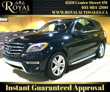 Mercedes-Benz M-Class ML 350 BlueTEC AWD, FULLY LOADED ***PRICE REDUCED*** 2013