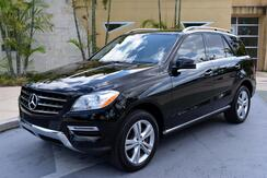 2013_Mercedes-Benz_M-Class_ML 350 BlueTEC_ Miami FL