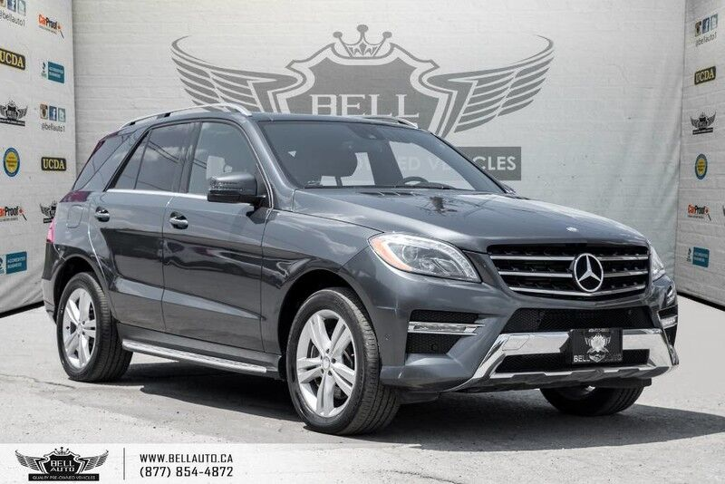 2013 Mercedes-Benz M-Class ML 350 BlueTEC, NAVI, BACK-UP CAM, PANO ROOF