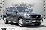 2013 Mercedes-Benz M-Class ML 350 BlueTEC, NAVI, BACK-UP CAM, PANO ROOF Toronto ON