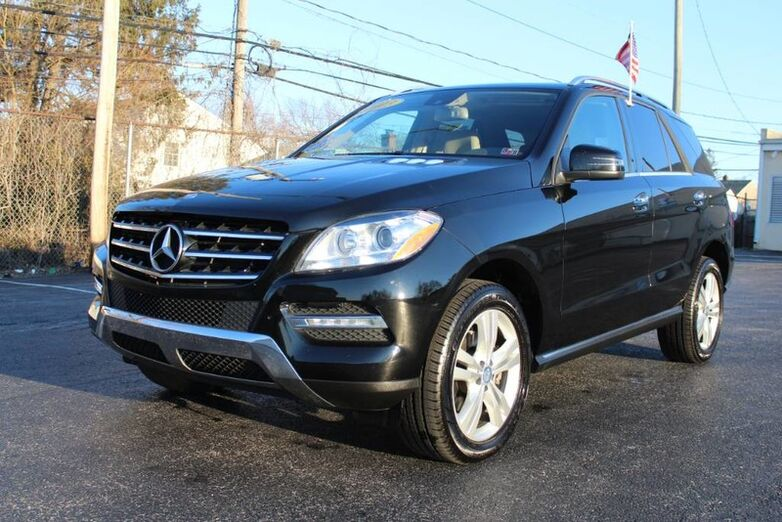 2013 Mercedes-Benz M-Class ML 350 BlueTEC New Castle DE