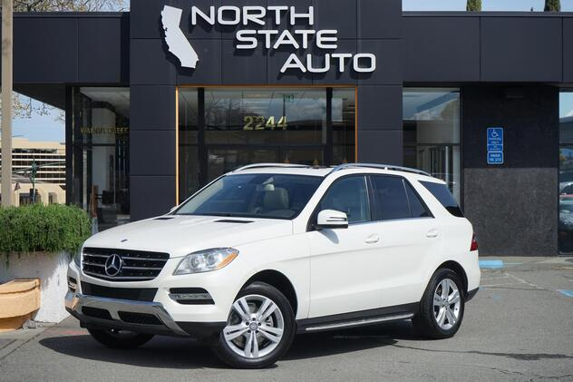 2013_Mercedes-Benz_M-Class_ML 350 BlueTEC_ Walnut Creek CA